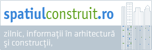 SpatiulConstruit.ro - Constructii, materiale - Amenajari, finisaje, mobilier - Echipamente, horeca, management - Instalatii - Amenajari de exterior - Utilaje, scule, echipamente de santier