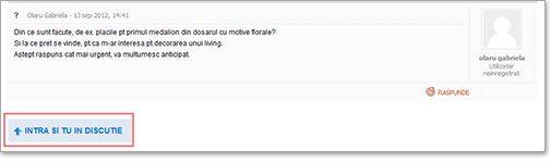 Intra in discutie pe forum Spatiulconstruit.ro