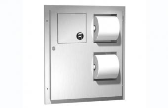 Accesorii din inox pentru spatii sanitare publice