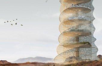 Zgârie-nori cum nu ai mai văzut: Au fost premiate cele mai ingenioase idei