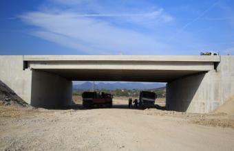Prefabricate din beton pentru infrastructura rutiera