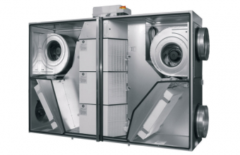 Unitati de ventilatie cu recuperare de caldura