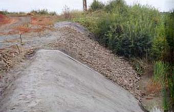 Geosintetice - Geocompozite pe baza de bentonita pentru impermeabilizare