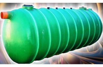 Rezervoare subterane din fibra de sticla