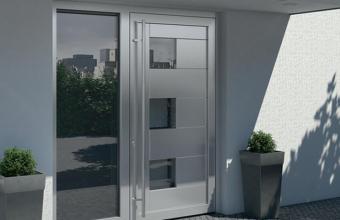 Profile din aluminiu pentru usi de exterior