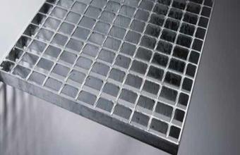 Gratare metalice presate, pline, electroforjate din otel inoxidabil si tabla profilata