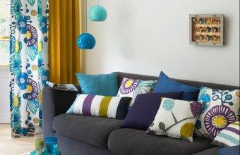 Materiale textile pentru perdele si draperii