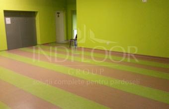 Pardoseli din PVC pentru cladiri rezidentiale, comerciale si speciale