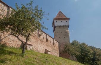 Ambasada SUA anunță o donație de 500.000 de dolari pentru o biserică fortificată din România