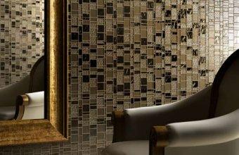 Mozaic pentru amenajari de interior