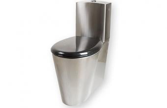 Toalete din otel inox
