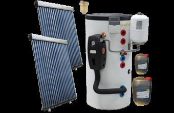Panouri solare termice pentru prepararea apei calde menajere