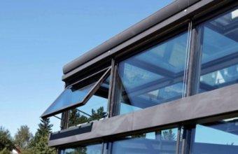 Sisteme pentru desfumare si ventilare pereti cortina