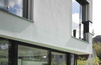Tencuieli decorative pentru pereti exteriori