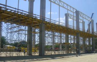 Schele, sisteme de cofrare pentru beton
