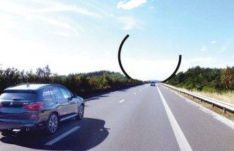 Cea mai mare lucrare de artă publică din Europa este instalată pe o autostradă din Belgia