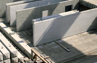 Prefabricate din beton pentru structuri la cheie