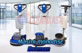 Masini monodisc pentru curatat sau slefuit pardoseli