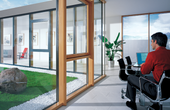 Pereti cortina profile structurale