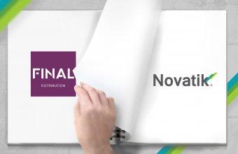 Final Distribution devine NOVATIK. 15 de ani de excelență în piața acoperișurilor premium, 15 ani de succes!