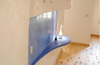 Tencuieli decorative pentru spatii interioare