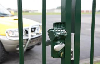 Accesorii si componente pentru porti pietonale