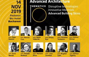 SHARE X, Conference for Advanced Architecture, anunță tabloul principal al speakerilor