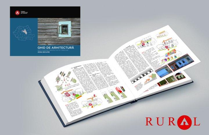 Zona Secuime. Ghid de arhitectură pentru încadrarea în specificul local din mediul rural