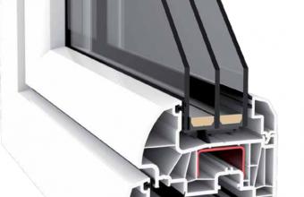 Profile PVC pentru ferestre
