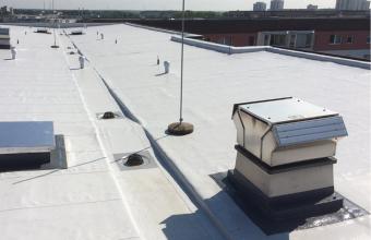 Hidoizolatii lichide pentru acoperis terasa si balcoane