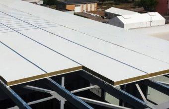 Panouri termoizolante pentru acoperis