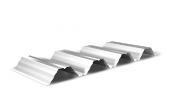 Tabla cutata pentru acoperis
