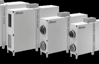 Unitatea de ventilație DUPLEX Flexi 650 a obținut certificarea din partea Passive House Institute