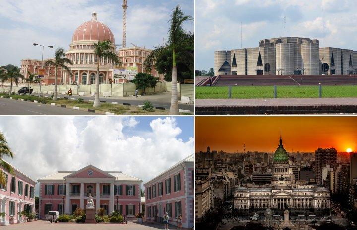 Parlamentele lumii de la A la Z: Cum arată clădirile în care se iau marile decizii (Partea I)