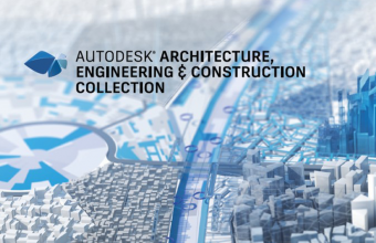 Software de proiectare Autodesk Architecture, Engineering & Construction Collection
