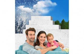Blocuri BCA pentru zidarie