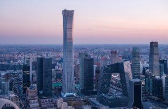 Cel mai înalt zgârie-nori din Beijing și numărul 8 la nivel mondial (Video)