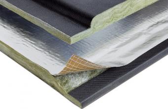 Vata minerala pentru constructia de conducte de climatizare si ventilare