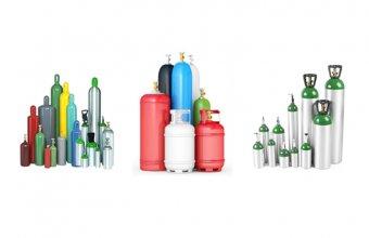 Butelii pentru gaze industriale si medicale