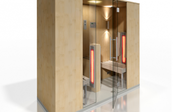 Cabine de saune cu infrarosu