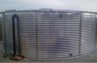 Rezervoare metalice supraterane