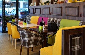 Design interior pentru baruri si cafenele