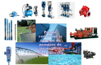 Soluții de pompare pentru orice cerință și orice aplicație de la Aqua Therm