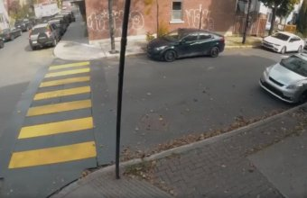 Cea mai sigură trecere de pietoni din lume? Pare o zebră obișnuită, dar aparențele înșală (Video)