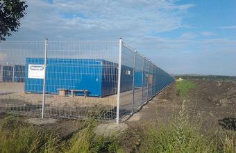 Panouri pentru garduri si imprejmuiri metalice
