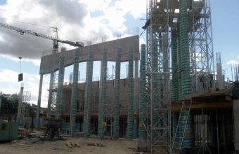Cofraje circulare RAPIDOBAT - pentru suprafete netede din beton