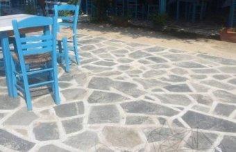 Piatra naturala poligonala pentru pavarea curtilor, aleilor, gradinilor