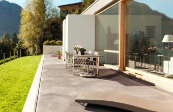 Uși PVC pentru balcoane și terase