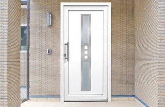 Uși de interior din profile de PVC