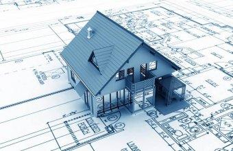 Plotare alb-negru a fisierelor CAD sau GIS pentru planuri de constructii si planuri de arhitectura
